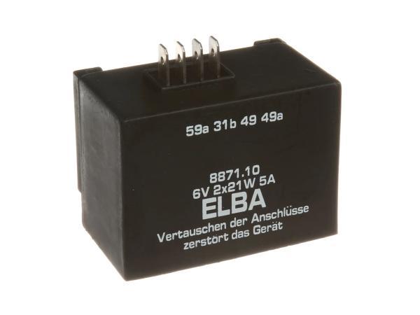 Elba 6V-2x21W   8871.10/1