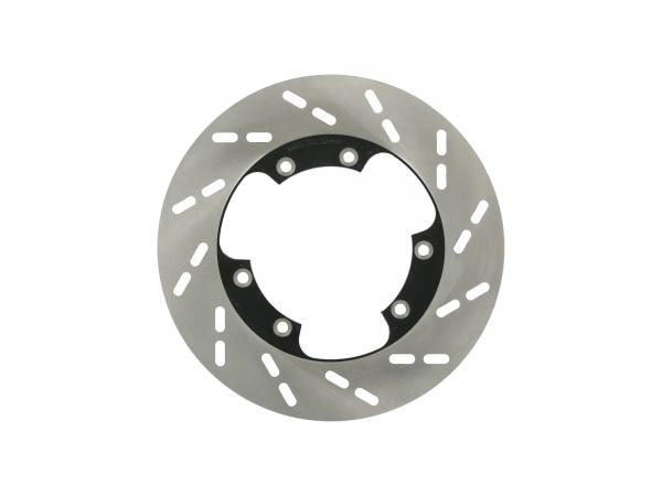 Brake disc Grimeca, flat version - for MZ ETZ125, ETZ150, ETZ250, ETZ251, ETZ301