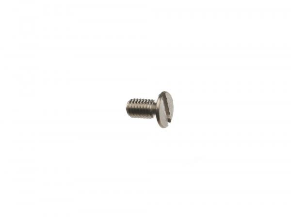 Countersunk screw, slot M5x10 - DIN963