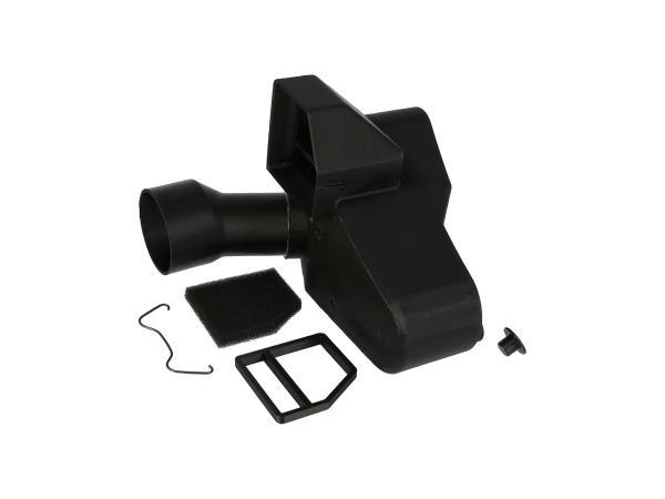 10069960 Luftfilterkasten Tuning optimiert, 3D-Druck - für Simson KR51/2 Schwalbe - Bild 1