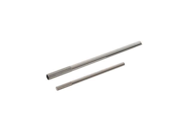 Set: Einstellwerkzeug Schaltung M500/M700, Steckschlüssel + Montagedorn