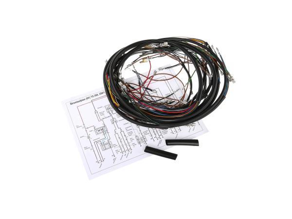 Kabelbaumset für TS250 de luxe