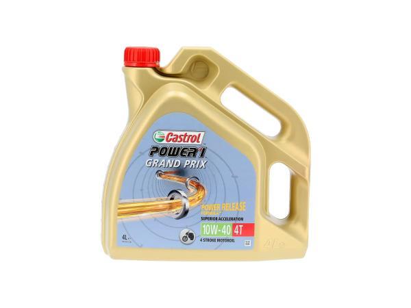 10014056 CASTROL Öl-Grand-Prix 10W-40 - 4l Kanister - Bild 1