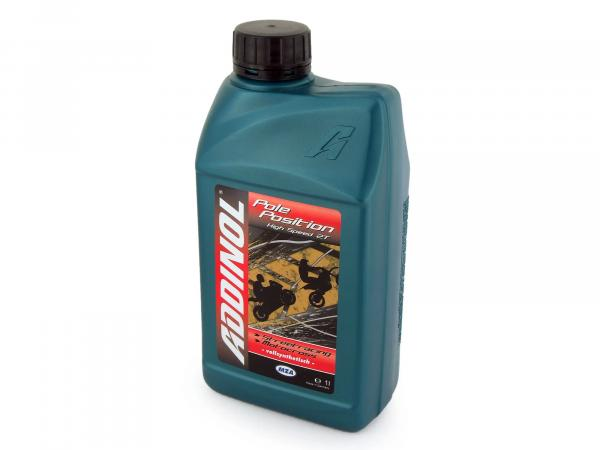 "ADDINOL mixing oil ""High Speed 2T"" racing oil, flash point >270°C - 1l"