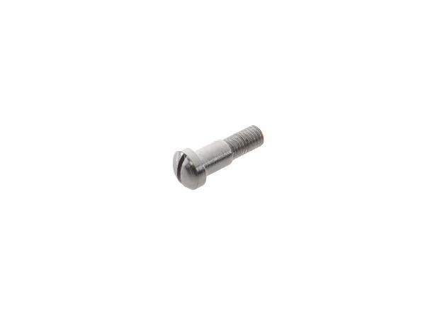 10007974 Ansatzschraube - Stahl verchromt für Gasdrehgriff SR1, SR2 - Bild 1