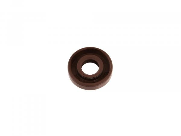 Oil seal 12x28x07, brown - Simson SR4-1 Spatz, SR1, SR2, KR50