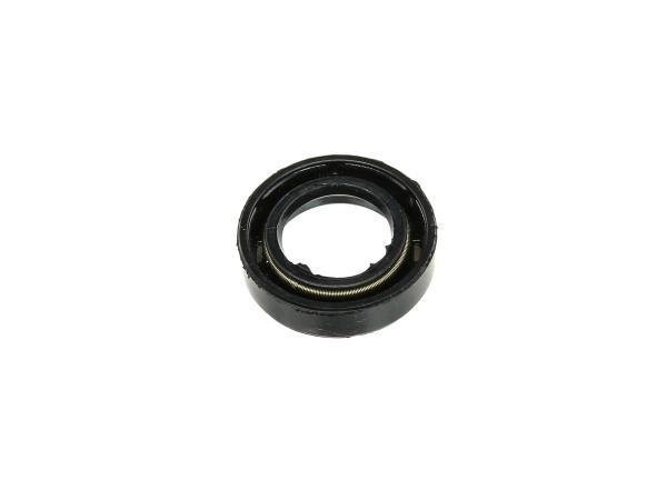 Oil seal 17x28x07, black - Simson S50, KR51/1 Schwalbe, SR4-1 Spatz, SR4-2 Star, SR4-3 Sperber, SR4-4 Habicht
