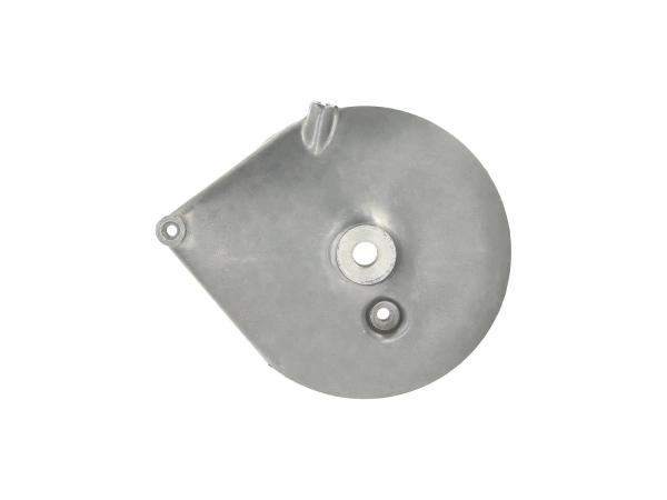 Rear brake plate ES, ETS, TS125, TS150*