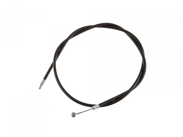 starter cable black (carburettor 22/24N1-1) - for MZ ES 125/1,150/1