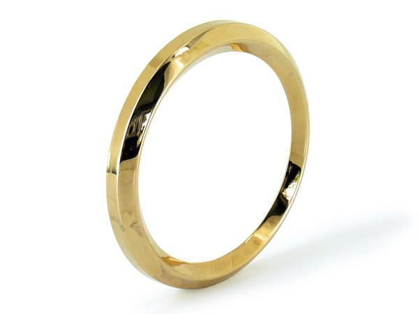 Tachoring Gold für Tacho S50, KR, SR4/2, SR4/4 (Ø48mm)