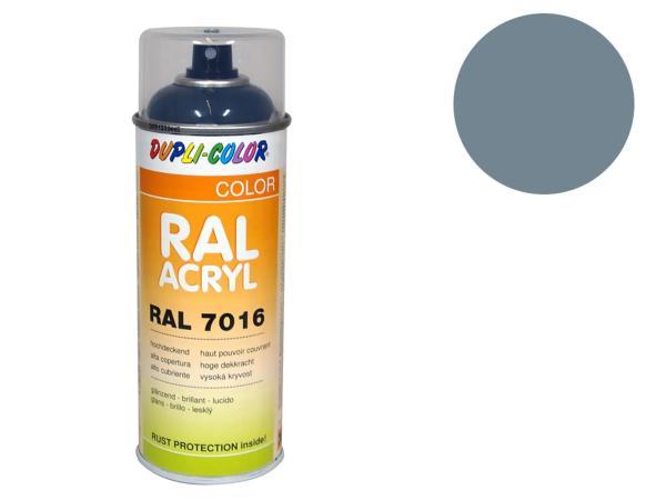 Dupli-Color Acryl-Spray RAL 7000 fehgrau, glänzend - 400 ml