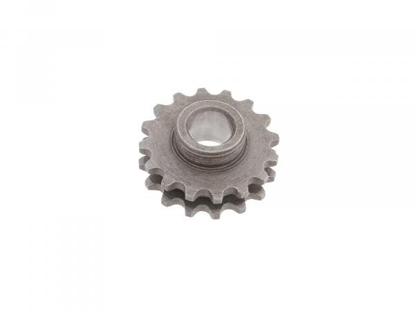 Sprocket on crankshaft, TS 125/150