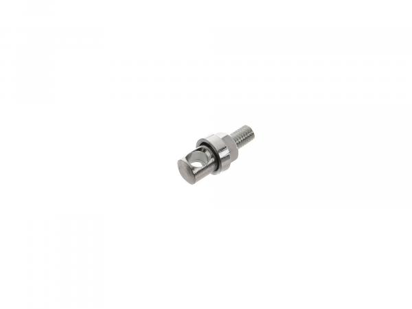 Clamping bolt for mudguard support, front - Simson SR1