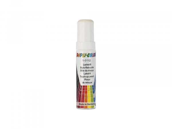 Dupli-Color Touch-up stick RAL 9002 grey white, glossy - 12ml