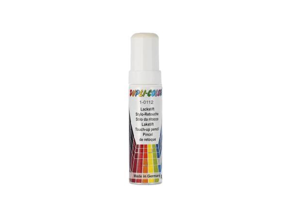 Dupli-Color Lackstift RAL 9002 grauweiß, glänzend - 12ml
