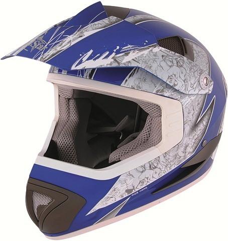Enduro- und Motocross-Helm