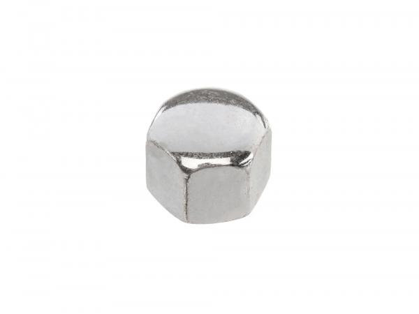 Hexagon cap nut M6 low form - DIN917