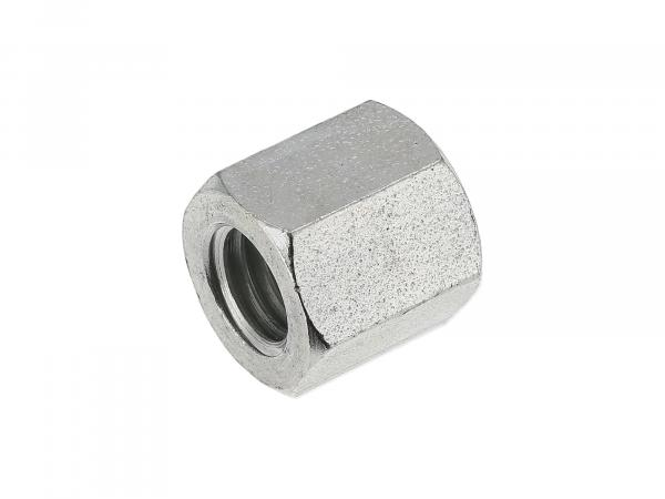 hexagon nut M10x1,5 height 15,5mm