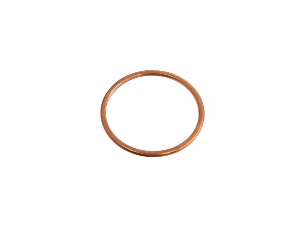 Manifold gasket, copper sealing ring Ø 38x44x2,5 DIN 7603 - suitable for AWO 425T, 425S, ES175, ES250, ES300