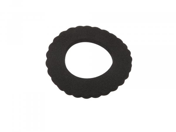 Tank protection ring made of foam rubber for MZ (135 x 75) Black