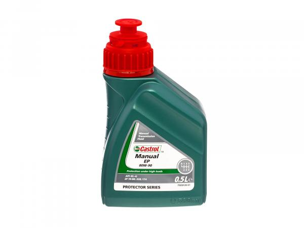 Castrol Getriebeöl Ep 80W-90 Manual, 500 Ml