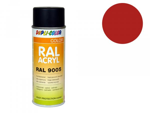 Dupli-Color Acryl-Spray RAL 3000 feuerrot, seidenmatt - 400 ml