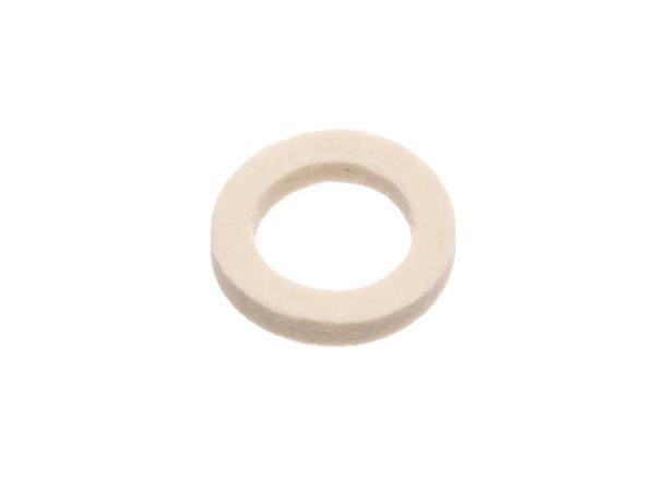 Felt ring for front wheel or rear wheel - for EMW