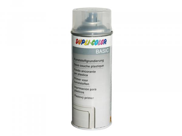 Dupli-Color Kunststoffgrundierungs-Spray, transparent -  400ml