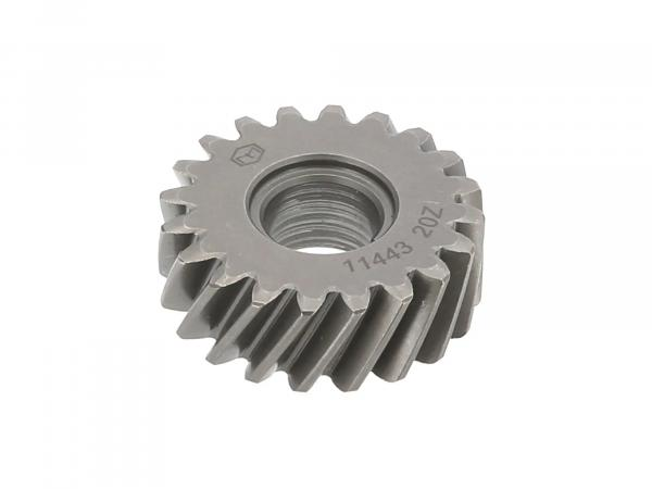 Primary pinion 20 teeth for tachometer - Simson S51, S53