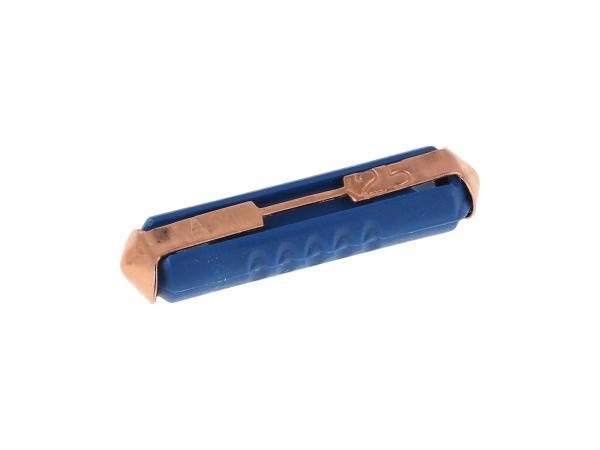 Sicherung 25A Blau