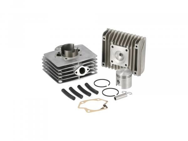 Set: cylinder + piston + head, 80ccm, strong liner - Simson S70, S83, SR80