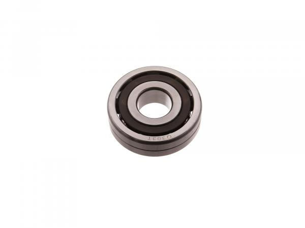 Angular contact ball bearing QB17, rear wheel drive - Simson AWO 425S, 425T