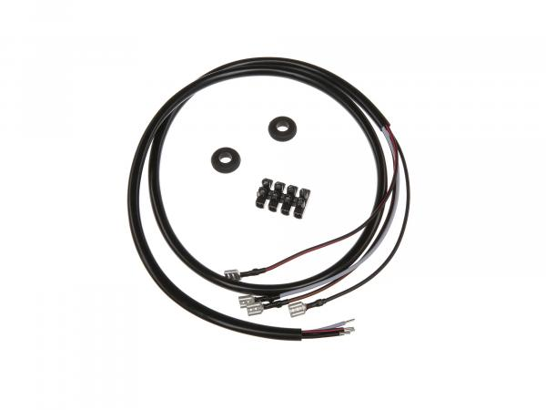 Cable harness for rear brake light - Simson KR51/2 Schwalbe
