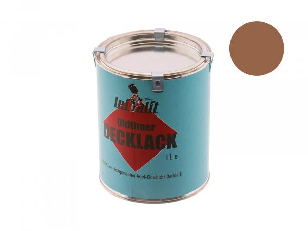 Paint 2K Leifalit beaver brown - 500ml