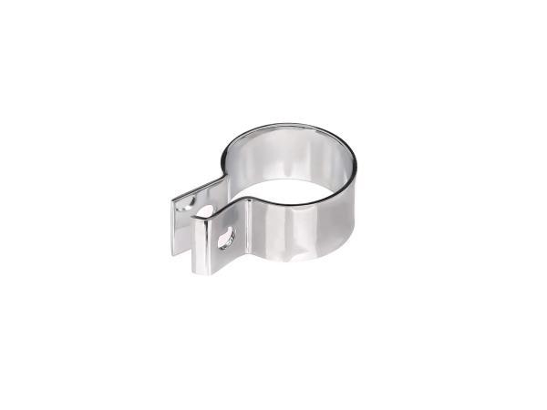 Clamping clip ES175, ES175/2, ES250/1, ES250/2, TS250 chrome