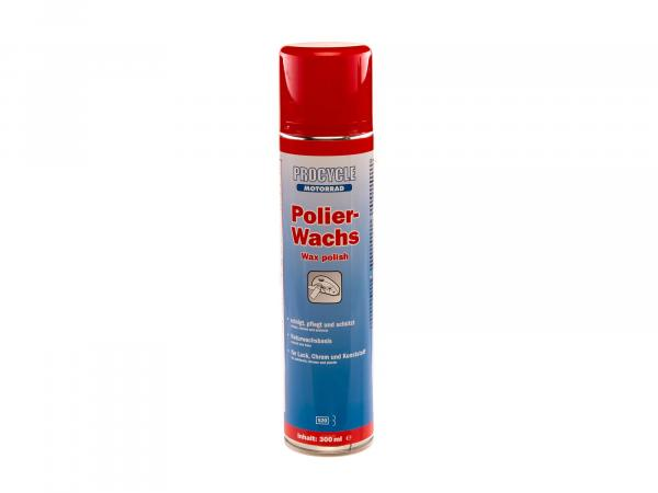 Procycle Polierwachs 300 Ml