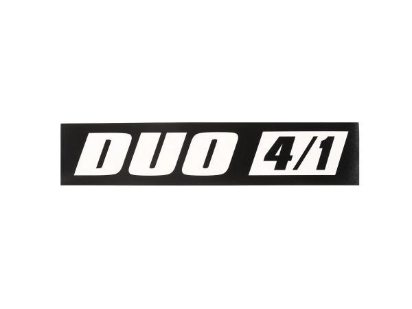 Adhesive foil - Duo 4/1