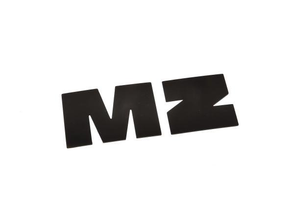 Buchstabe M + Z schwarz für Tank ETZ alle Typen