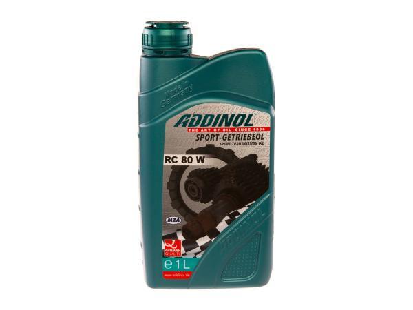 10068462 ADDINOL RC 80 W, Sport-Getriebeöl, mineralisch, 1 L Dose - Bild 1