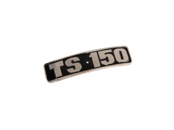 Schriftzug (Plakette aus Aluminium) TS150