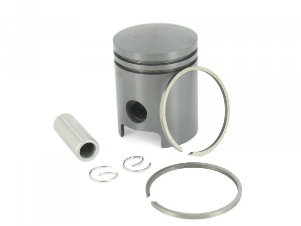 Piston Ø40,96 (grey with special retract coating) - Simson S51, S53, KR51/2 Schwalbe, SR50