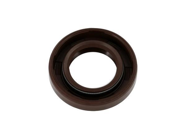 Oil seal 20x35x07, brown - Simson S51, S70, S53, S83, KR51/2 Schwalbe, SR50, SR80
