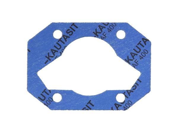 10069358 Tuning Zylinderfußdichtung aus Kautasit 1,0mm stark für Zylinderfuß - für Simson S51, SR50, SR80, S53, S70, S83, KR51/2 Schwalbe, DUO 4/2 - Bild 1