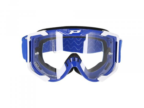 "10062689 Sportbrille PRO GRIP ""3400"", blau - Bild 1"