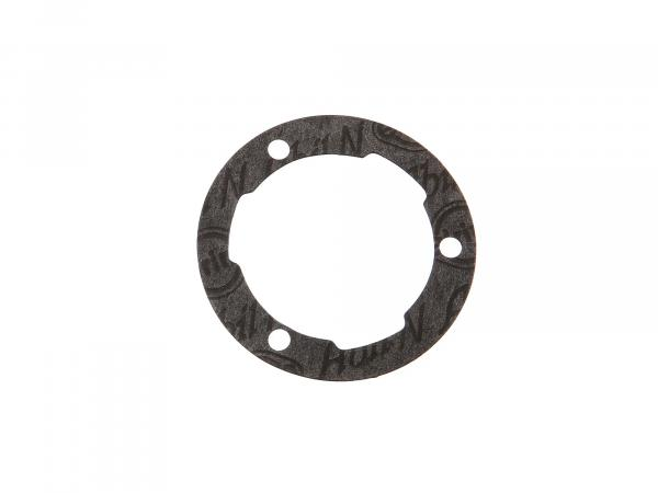 Gasket for sealing cap - 3-hole RT125/3, RM150 ( Brand: PLASTANZA / Material ABIL )