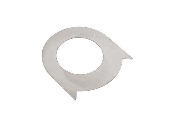 Dichtscheibe zum Vorderradkotflügel - für Simson KR50