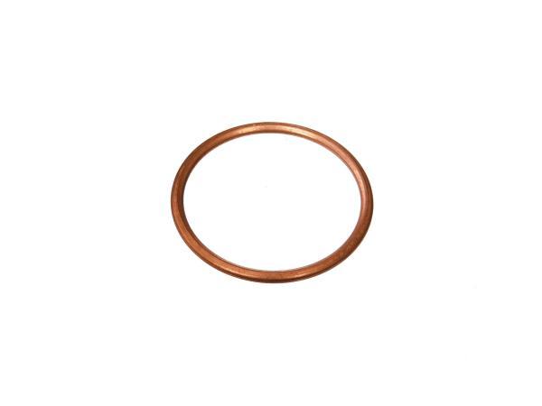 Manifold gasket, Ø44 copper - MZ ES175, ES250, TS250, AWO