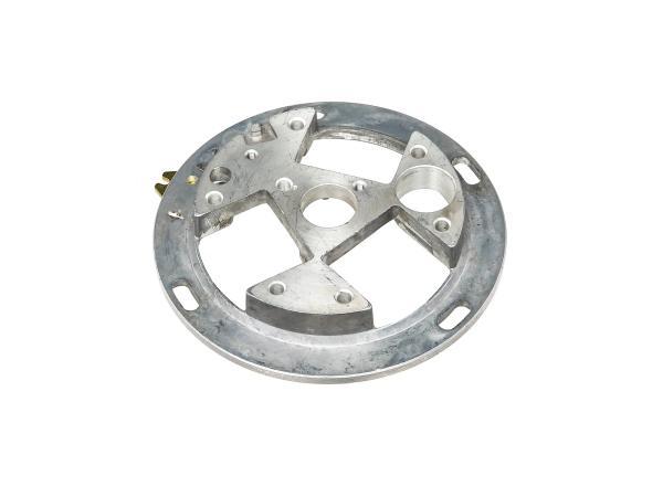 Grundplatte Unterbrecher (SLPZ) ohne Spulen - Simson S50, S51, KR51/2 Schwalbe, SR50, SR4-3 Sperber, SR4-4 Habicht