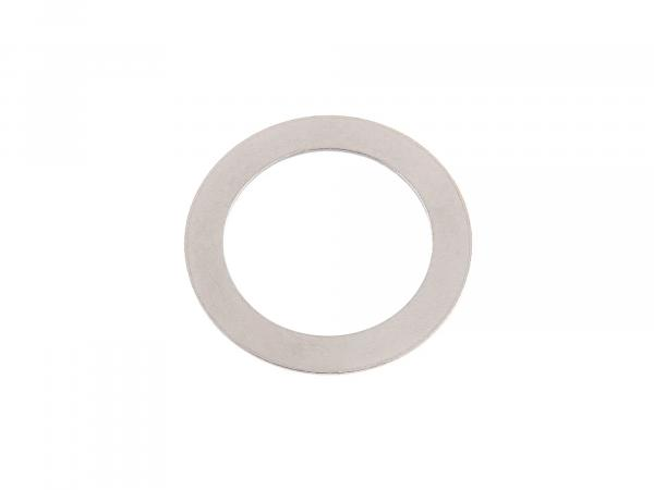 Compensating washer 32 x 42 x 1,0mm (sealing cap) - for Simson S50, S51, KR51 Schwalbe, SR4, SR50, S53, S70, SR80, S83