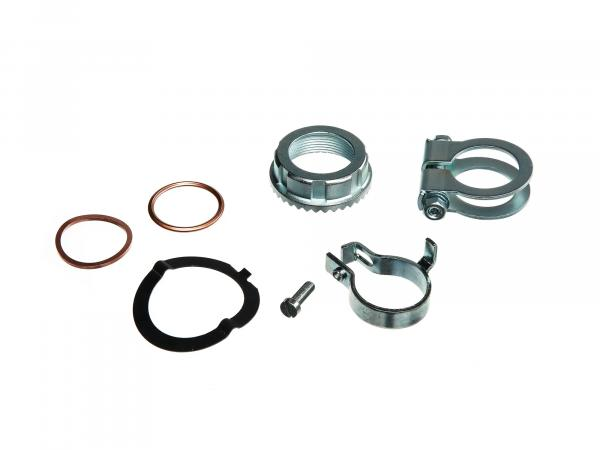 Set: Manifold attachments - Simson S50, S51, KR51 Schwalbe, etc.